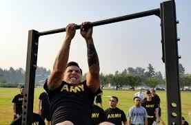 Score Chart Leg Tuck New Army PT Test