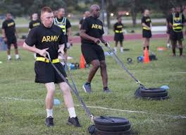 Sprint Drag Carry ACFT Army Standards Score Chart