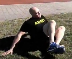 Leg Tuck and Twist How to do More ACFT Leg Tucks