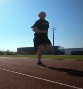Running sprints How to Run Faster - Army ACFT PT Test