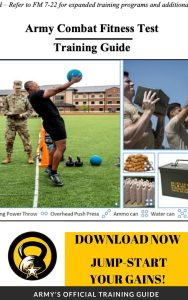 Leg Tuck - ACFT - Army Combat Fitness Test - New Army PT Test | New