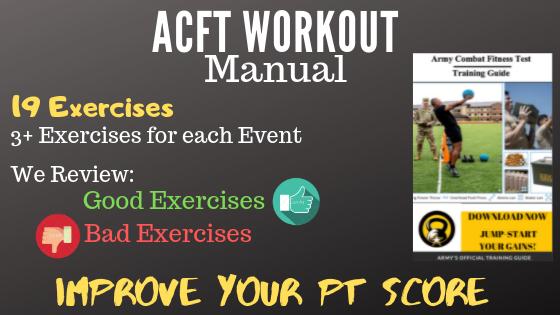 ACFT Manual - Post