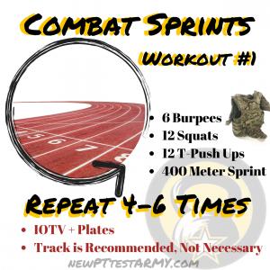 Combat Sprints #1 new 4