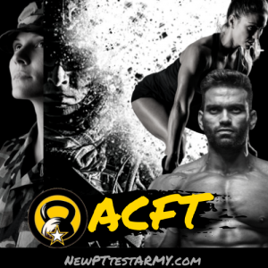 ACFT New PT Test Army Site Image