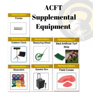 ACFT Supplemental Equipment (1)