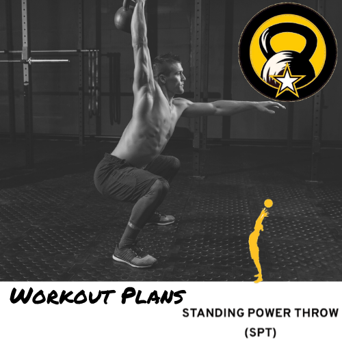standing power throw ACFT Workout Plan