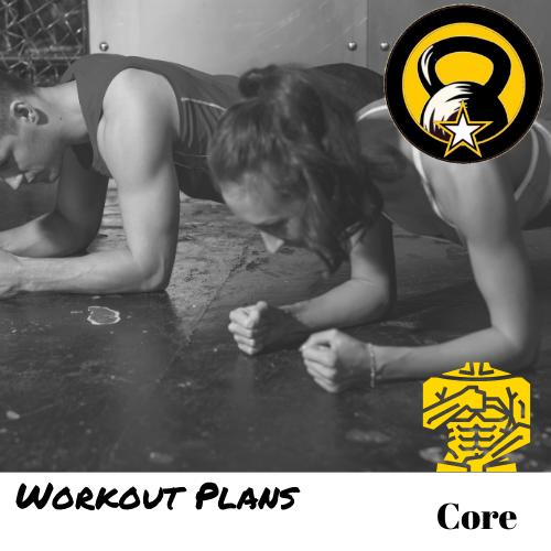 Core ACFT workout plan