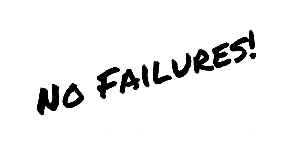 No ACFT Failures