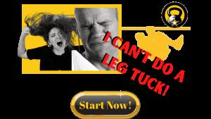 FREE leg tuck course