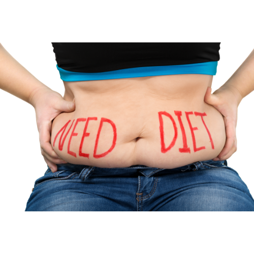 lose belly fat fast diet